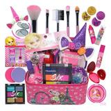 Maleta Baú Kit Maquiagem Feminino Infantil Promoção