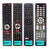Control Remoto Para Smart Panavox Directo Y Especifico Envio