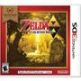 The Legend Of Zelda A Link Between Worlds Selects 3ds Original