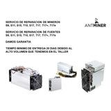 S9 Antminer Reparaciones