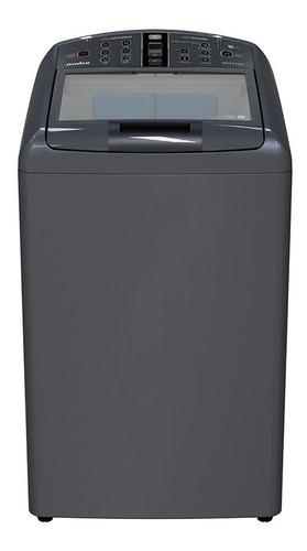Lavadora Automática 16 Kg Diamond Gray Mabe - Lmc46100wdab0