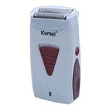 Kemei Km-3382  Branco 100v/240v