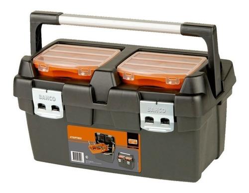Caja De Herramientas Bahco 4750ptb50 De Plástico 295mm X 500mm X 270mm Negra