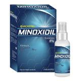 Tratamiento Cabello Y Barba Minoxidil 5% Frasco 60ml