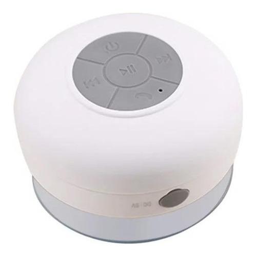 Parlante Portátil Bluetooth C/ Sopapa Ducha Baño Manos Libre
