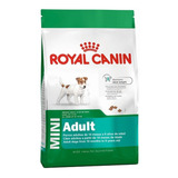 Alimento Royal Canin Size Health Nutrition Mini Adult Para Perro Adulto De Raza Pequeña Sabor Mix En Bolsa De 7.5kg