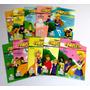 Bullying 10 Livros + 10 Quebra Cabeças+ 5 Cds Jogos Original