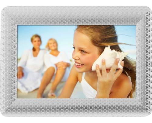 Portaretratos Polaroid Digital De 7 Pulgadas