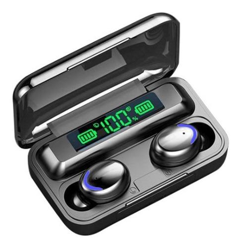 Audifonos Bluetooth F9-5 Tws Cargador Portatil Android Apple