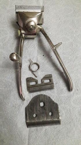 Maquina De Cortar Pelo Vintage( Manual)