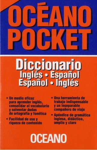Diccionario Oceano Pocket Ingles/español - Español/ingles