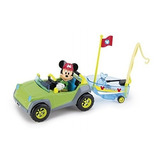Disney Mickey Clubhouse Jeep Aventura Y Acc Int 181885