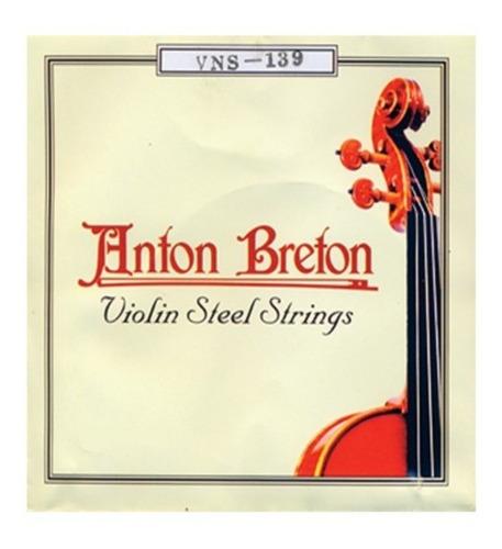 Anton Breton Cuerdas Violin 1/2