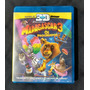 Blu-ray 3d Madagascar 3 - Os Procurados - Dub Leg Original