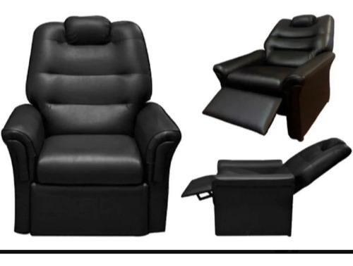 Poltrona Relax Oferta Stock Disponible Color Negro