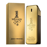 Perfume Importado Paco Rabanne One Million Original X 100 Ml
