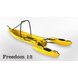 Kayak Freedom Hawk 12 Para Pesca