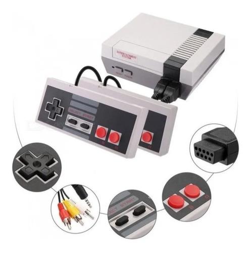 Consola 620 Juegos Clasicos Retro Mini Consola Nes Cable Tv