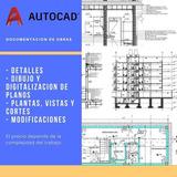 Documentación Técnica De Obra Cadista O Bim Digitalización