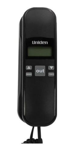 Telefono De Pared Uniden As7103 Con Visor Black - Revogames