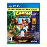 Crash Bandicoot: N. Sane Trilogy 2.0 Ps4 Físico