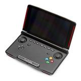 Consola Powkiddy X18 16gb Color  Negro Y Rojo