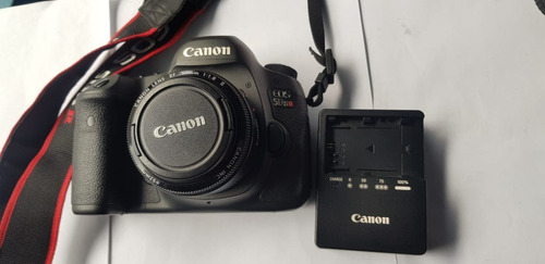 Camara Canon 5dsr 50mp + 50mm Al Mejor Precio Del Mercado