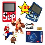 Mini Consola Portatil Juegos Retro Game Box