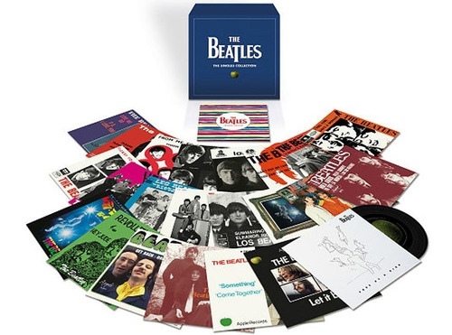 The Beatles - The Singles Collection Import