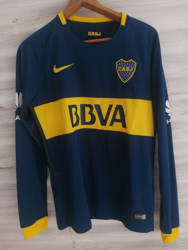Camiseta Boca Juniors Nike Buffarini