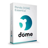 Panda Protection Antivirus 2018 Dome Essential 1 Pc 1 Año