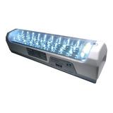 Luz De Emergencia Atomlux 2028-led Con Batería Recargable 0.9w 220v Blanca