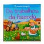 Livro Os Animais Da Fazenda - Os Tra Christine Sebource Original
