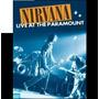 Dvd Nirvana - Live At Paramount Lacrado Original