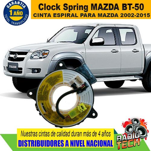 Cinta Clock Spring Mazda 3 - Mazda 6 - Mazda Bt50  Mazda 2 Foto 3