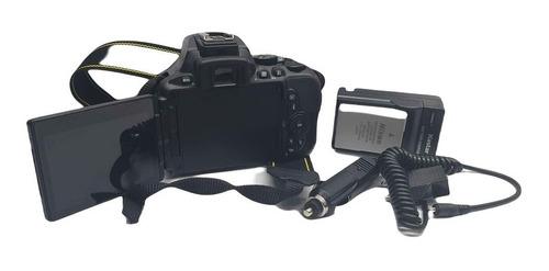 Camara Nikon D5600 18-55mm Vr Kit Dslr Como Nueva