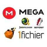 Premium 1fichier Mega X 1 Mes Ilimitada Envió Inmediato.