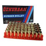 Municion Ozcursan Pistolas Traumaticas 9mm Cajax50