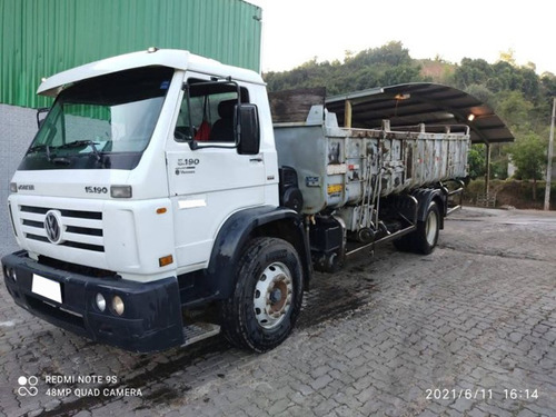 VW 15190 WORKER 4X2 TOCO ANO 2013 (NO CHASSI).