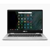 Notebook Chromebook Asus Celeron 4gb 64gb Chrome Os Hd 14'