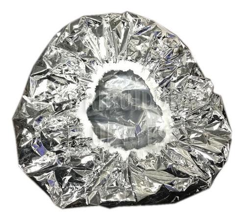 Gorro Aluminio Termico Peluqueria