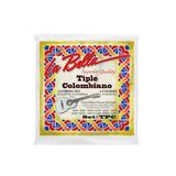 Cuerdas Tiple Colombiano Modelo: Tpc