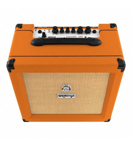 Orange Crush Cr35 Rt Reverb Amplificador Guitarra Full