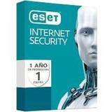 Eset Internet Security 1 Pc Por 1 Año Ultima Version