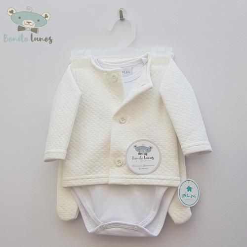 Ropita Bebé, Primeras Mudas Bebé, Talle Recién Nacido.