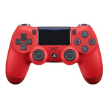 Joystick Inalámbrico Sony Dualshock 4 Magma Red