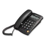 Teléfono Fijo Noblex Nct300 Negro