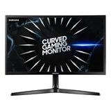 Monitor Gamer Curvo Samsung Odyssey C24rg5 Led 24  Negro 100v/240v