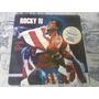 Lp, Rocky Iv - Survivor Eye Of The Tiger, James Brown - 1985 Original