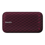 Parlante Philips Everplay Bt3900 Portátil Con Bluetooth Rosa
